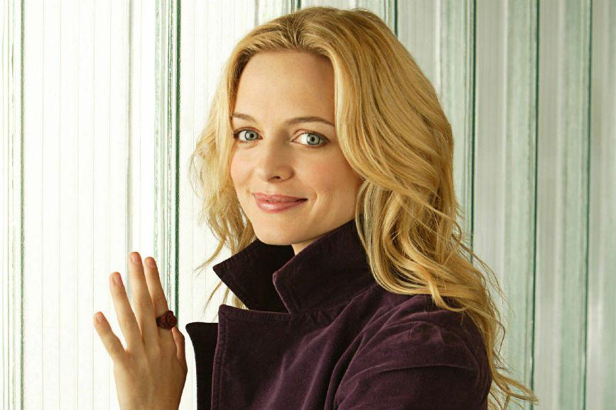 Heather Graham attrice