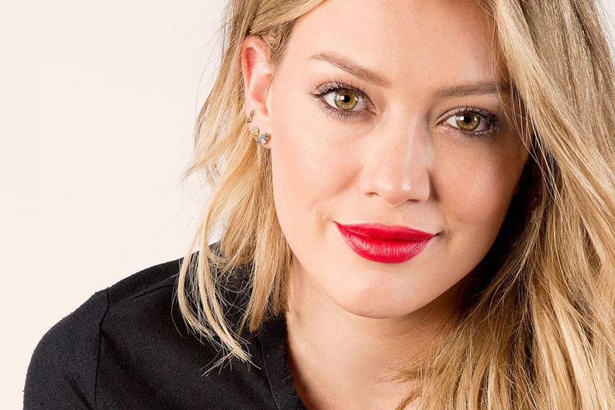 Hilary Duff nel  2017
