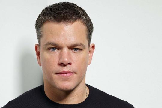 Matt Damon: protagonista di