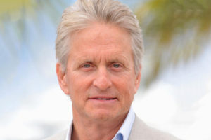 Michael Douglas evento