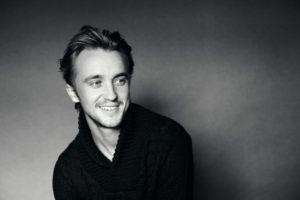 Tom Felton copertina