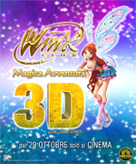 Winx Club 3D - Magica avventura - Recensione