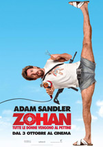 Zohan – Recensione