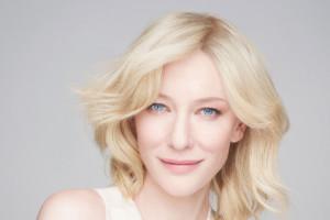 Cate Blanchett bionda