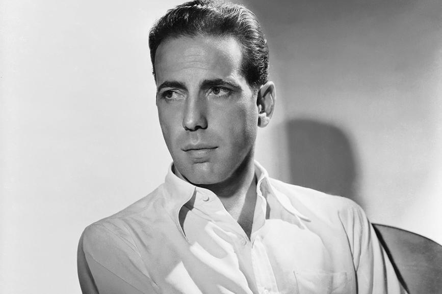 Humphrey Bogart attore