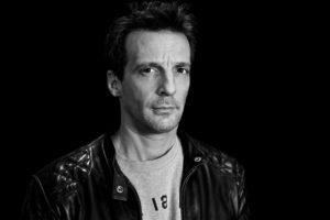 Mathieu Kassovitz bianco e nero