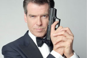 Pierce Brosnan, 007