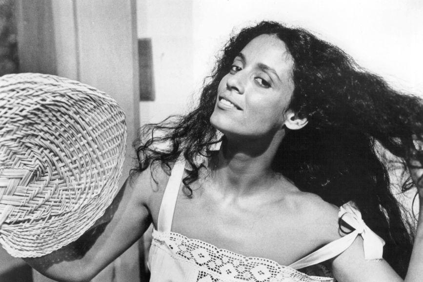 Sonia Braga bianco e nero