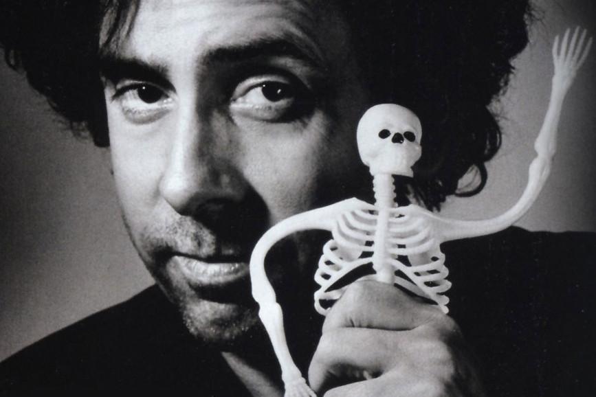 Tim Burton filmografia