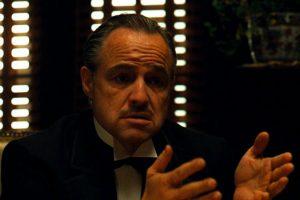 Marlon Brando goodfather