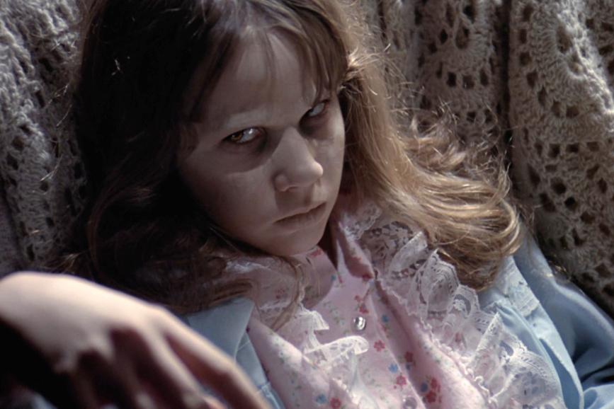 """Linda Blair, la bambina posseduta de """"L'esorcista"""