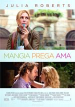 Poster film Mangia prega ama
