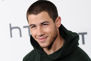 Nick Jonas red carpet