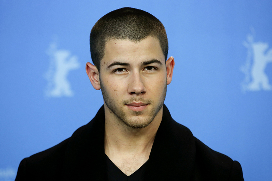 Nick Jonas evento