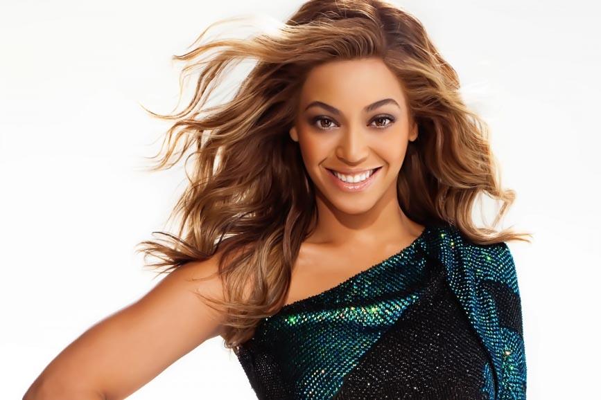 Beyoncé Knowles cantante