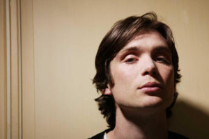 Cillian Murphy in posa