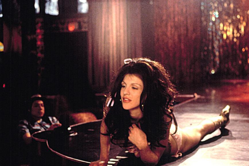 Courtney Love Larry Flynt