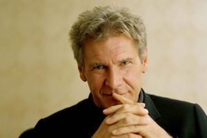 Harrison Ford mani giunte