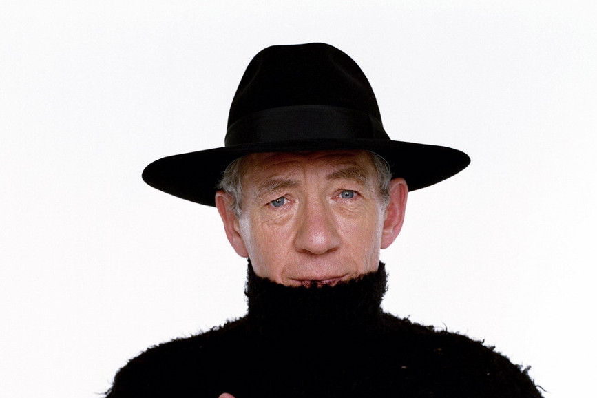 Ian McKellen cappello