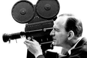 Ingmar Bergman cinepresa