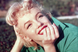 Marilyn Monroe rossetto