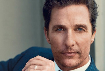 "Matthew McConaughey star in ""Toff Guys"""