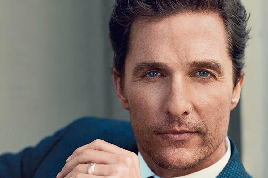 Matthew McConaughey film