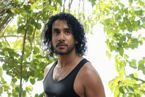 Naveen Andrews Sayid Jarrah