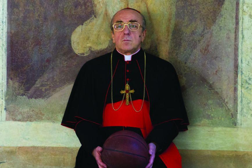 Silvio Orlando Cardinal Voiello