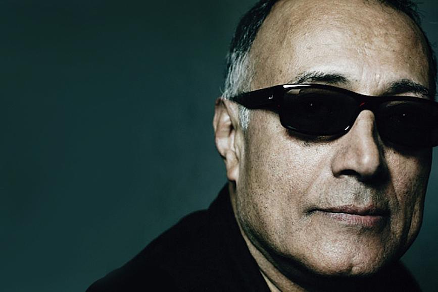 Abbas Kiarostami occhiali