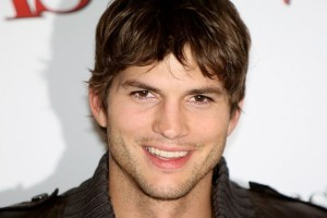 Ashton Kutcher Sorriso