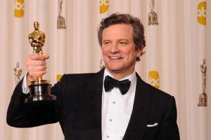Colin Firth oscar