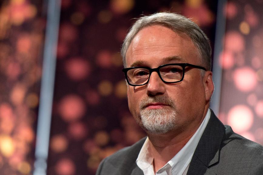 David Fincher primo piano