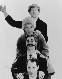 Groucho Marx attore