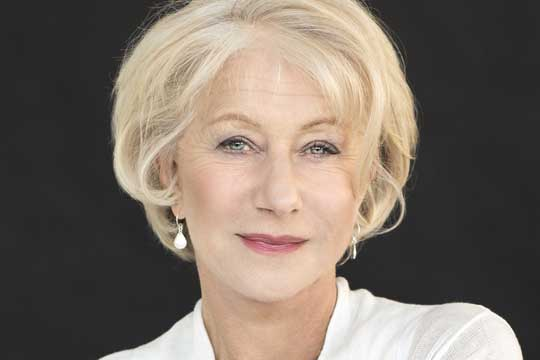 "Helen Mirren affianca Will Smith in ""Collateral Beauty"""