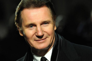 Liam Neeson viso