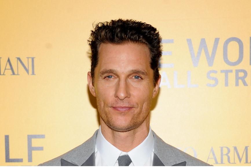 Matthew McConaughey: protagonista di