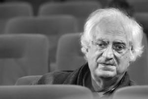 Bertrand Tavernier foto in bianco e nero