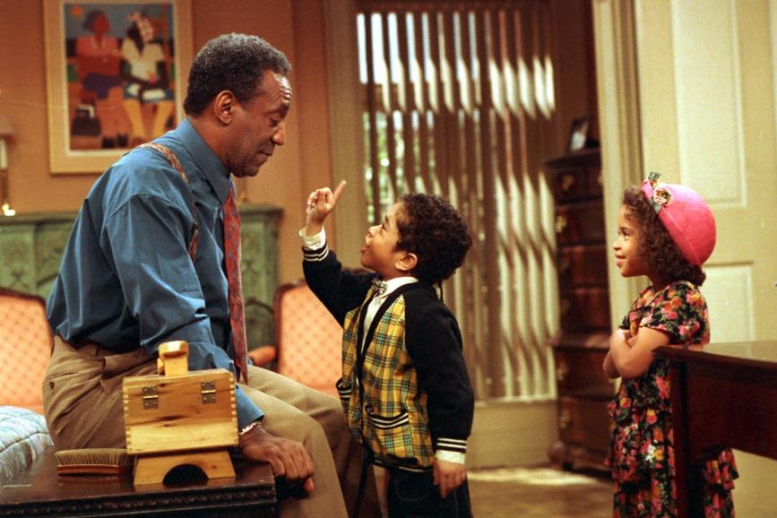 Bill Cosby I Robinson