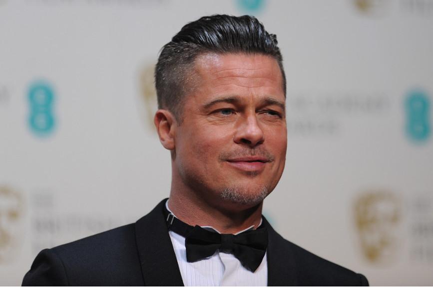 Brad Pitt filmorafia