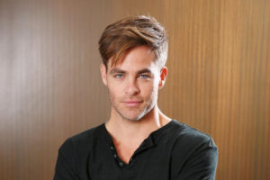 Chris Pine serie TV