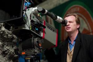 Christopher Nolan cinepresa