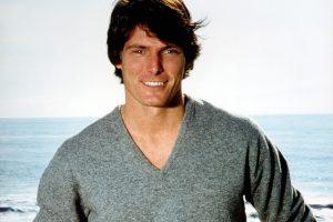 Christopher Reeve servizio fotografico