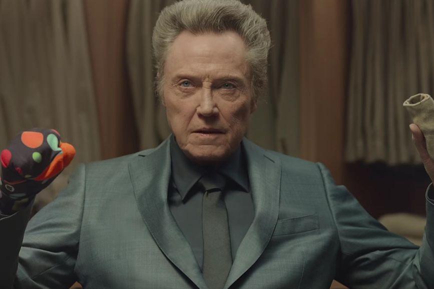 The Offenders - Christopher Walken attore