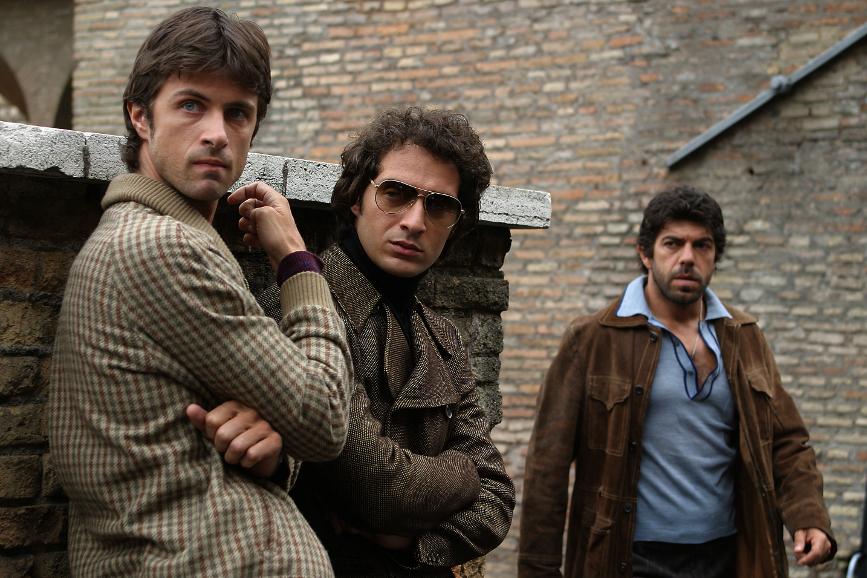 Claudio Santamria in Romanzo Criminale