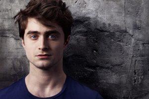 Daniel Radcliffe maglietta blu