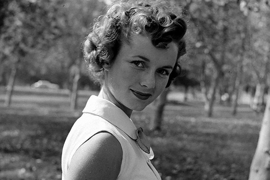 La bellissima Debbie Reynolds