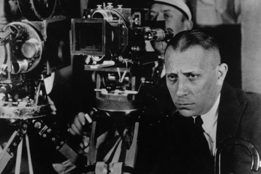 Eric Von Stroheim regista e attore