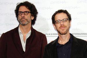 Ethan Coen e Joel Coen a Roma