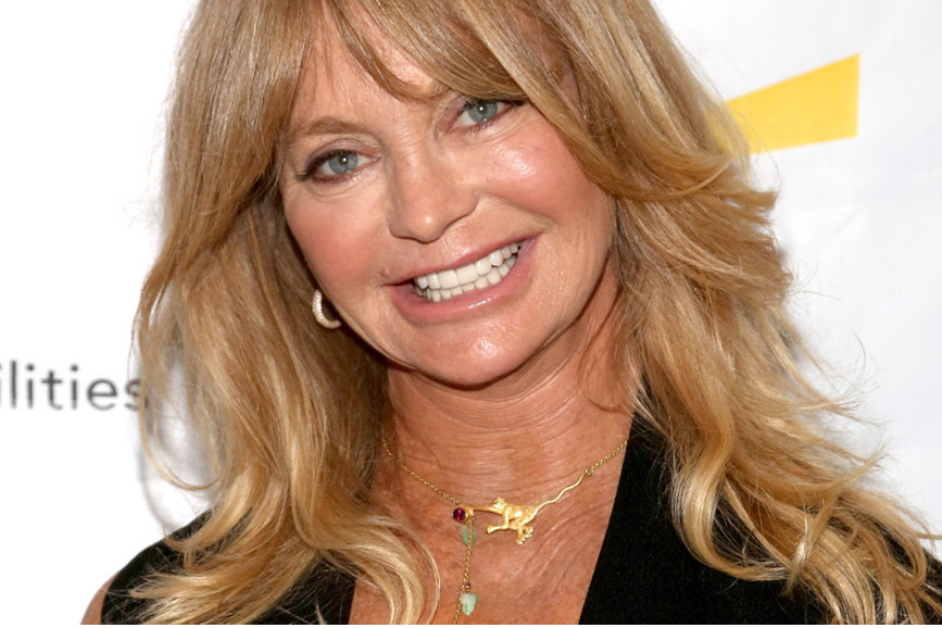 Goldie Hawn attrice